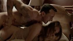 Eliza Dushku nude butt naked and sex Casey LaBow hot sex - Banshee (2016) S04E06 720-1080p HDTV (10)