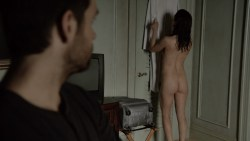 Eliza Dushku nude butt naked and sex Casey LaBow hot sex - Banshee (2016) S04E06 720-1080p HDTV (9)