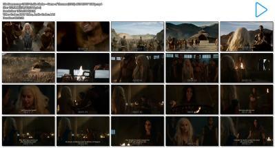 Emilia Clarke nude barley side boob – Game of Thrones (2016) s603 HDTV 1080p (5)