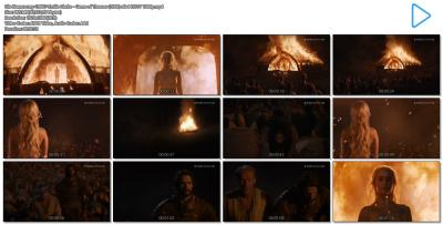 Emilia Clarke nude topless- Game of Thrones (2006) s6e4 HDTV 1080p (6)