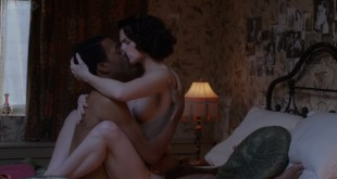 Janet Montgomery nude topless and sex - Dancing on the Edge (2013) s1e4 HD 1080p (6)