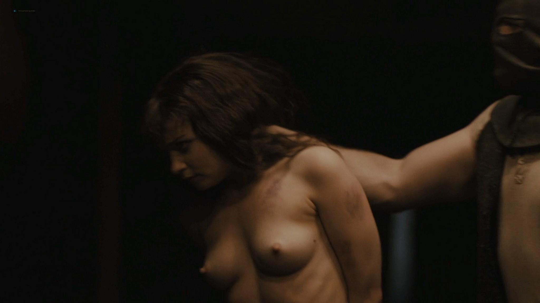 Jessica Barden nude full frontal, bush and boobs – Penny Dreadful s03e02 (2016) HD 1080p (4)