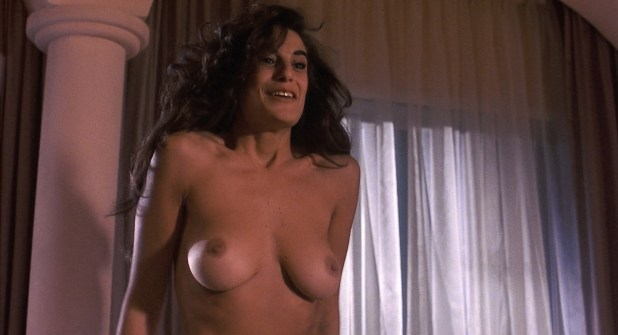 Leslie Easterbrook nude, Vickie Benson hot other's nude - Private Resort (1985) HD 1080p (1)