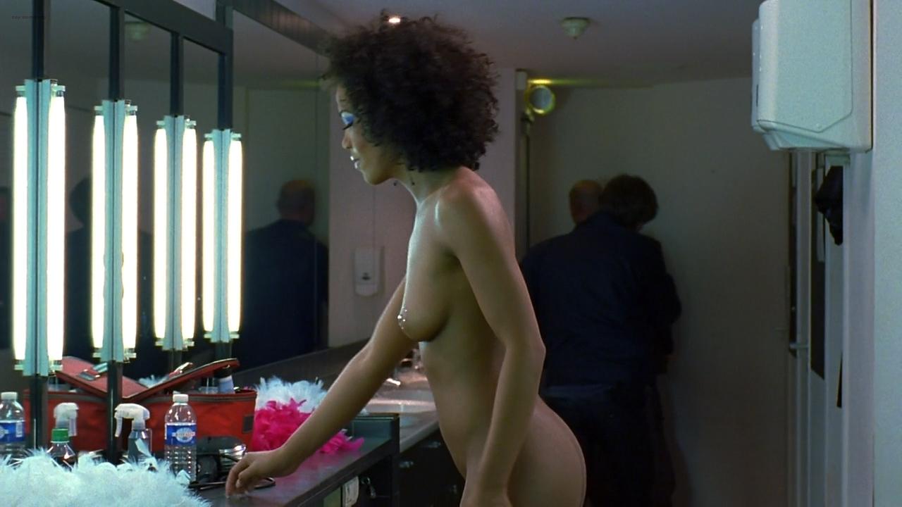 Lilou Fogli nude boobs, Naamah Alva nude bush and butt other's nude - Braquo (FR-2009) S1 HD 720p (8)