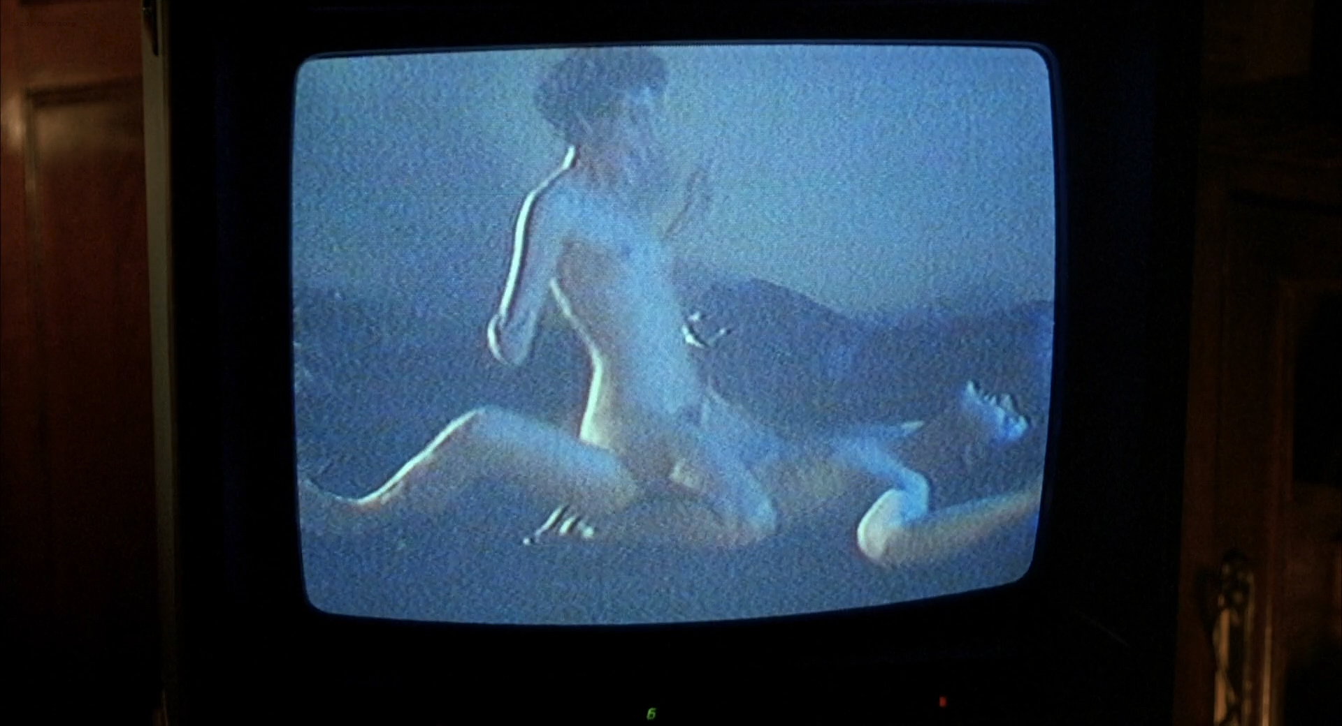 Lisa Zane nude sex Adrienne Leigh and Charisse Glenn nude sex threesome - Bad Influence (1990) HD 1080p (5)