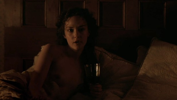 Marta Gastini nude butt, boobs and sex - Borgia (2013) S02 HD 1080p (3)