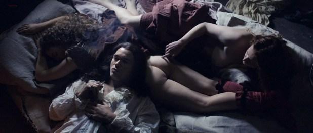 Natalie Madueño nude full frontal Marina Bouras and Julie Agnete Vang nude too - Tordenskjold & Kold (DK- 2016) HD 1080p WEB-DL (4)
