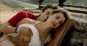 Penélope Cruz nude topless and sex and Anna Galiena nude topless - Jamon, Jamon (ES-1992) HD 1080p (1)