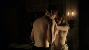 Tamzin Merchant nude topless, butt and sex - The Tudors (2010) s4 HD1080p
