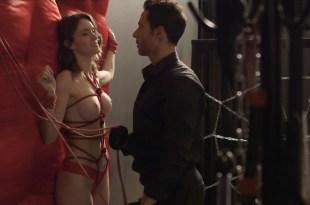 Ashlynn Yennie nude bush and bound Skin Diamond nude sex Victoria Levine nude too – Submission (2016) s1e5 HDTV 720p