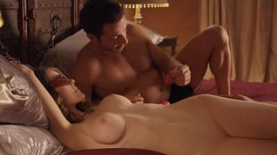 Ashlynn Yennie nude bush, bondage India Summer and Victoria Levine nude sex - Submission (2016) s1e6 HDTV 720p (2)