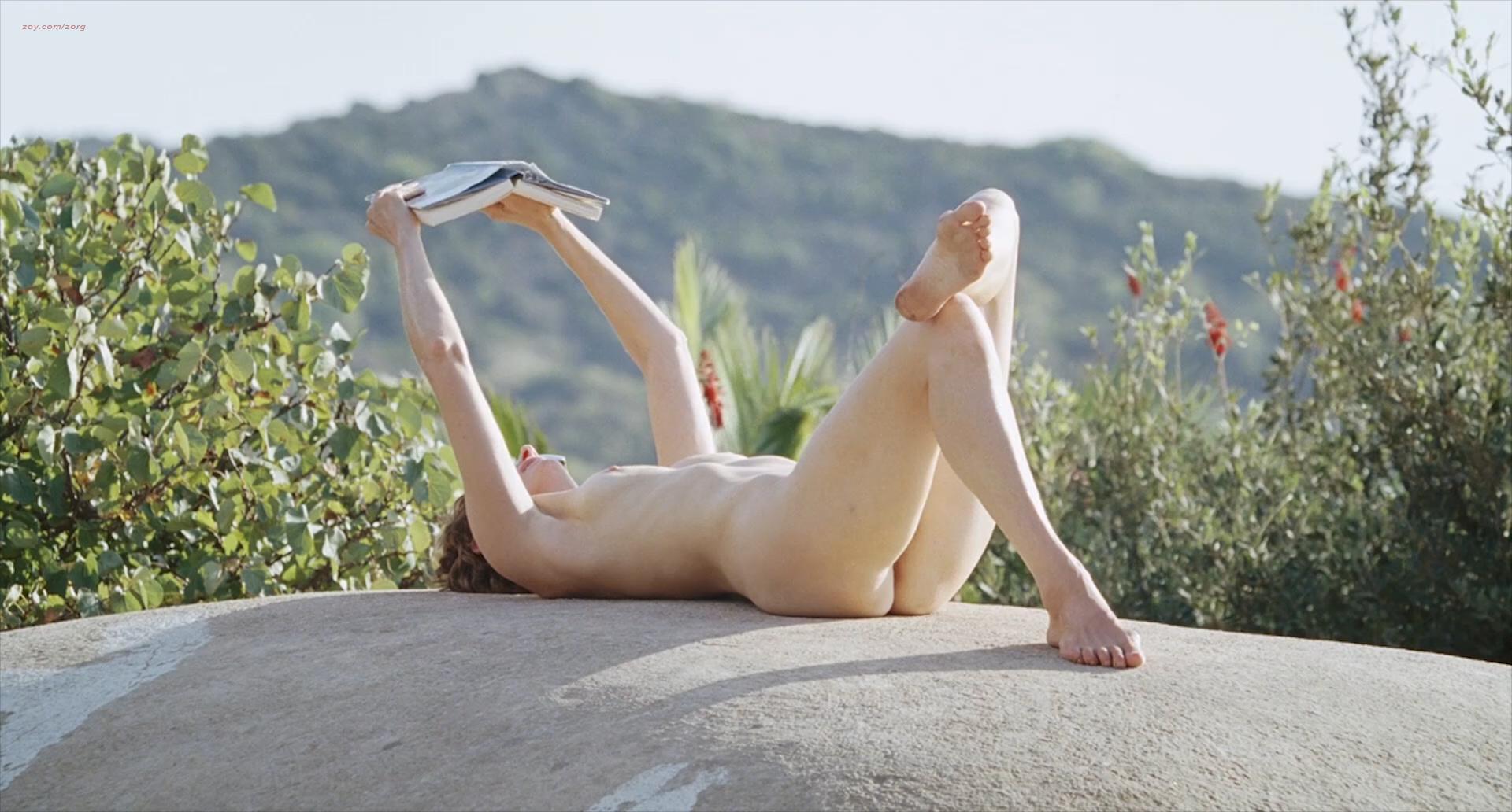 Dakota Johnson nude topless and bush, Tilda Swinton nude sex - A Bigger Splash (2015) HD 1080 BluRay (13)