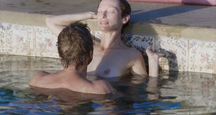 Dakota Johnson nude topless and bush, Tilda Swinton nude sex - A Bigger Splash (2015) HD 1080 BluRay (12)