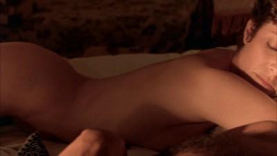 Debra Winger nude bush brief boobs and butt Amina Annabi nude topless- The Sheltering Sky (1990) HD 1080p BluRay (18)