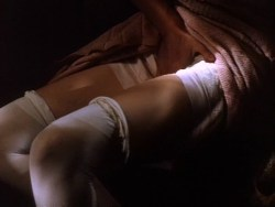 Joely Richardson nude bush, full frontal and lot of sex - Lady Chatterley (UK-1993) (18)