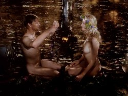Joely Richardson nude bush, full frontal and lot of sex - Lady Chatterley (UK-1993) (5)