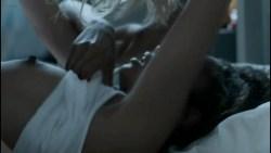 Maggie Civantos nude butt boobs and Berta Vázquez nude lesbian sex - Locked Up (ES-2015) s1 (3)