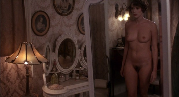 Sylvia Kristel nude full frontal, bush boobs and sex - Lady Chatterleys Lover (1981) HD 1080p BluRay (12)