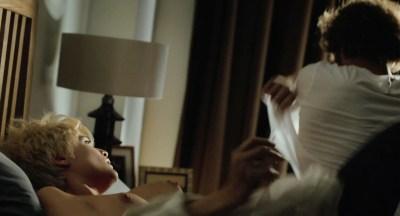 Adriana Ugarte nude topless, butt and sex Emma Suárez hot - Julieta (ES-2016) HD 1080p (6)