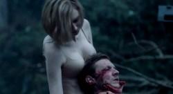 Elizabeth Debicki hot cleavage in bra some sex - The Kettering Incident (AU-2016) s1e3-4 HD 720p (1)