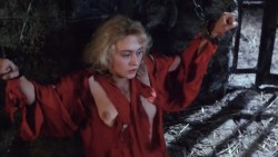 Irina Movila nude topless and Michelle McBride nude - Subspecies (1991) HD 720p BluRay (2)