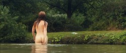 Joséphine de La Baume nude skinny dipping and sex - Road Games (2015) HD 1080p (7)