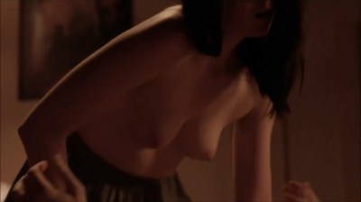 Kate Lyn Sheil nude topless and sex - Outcast (2016) s1e7 HD 1080p (9)