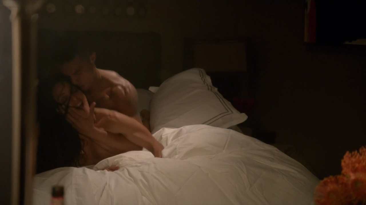Lisa Bonet nude butt sex doggy style in brief hot scene - Ray Donovan (2016) S4E4 HDTV 720p (1)