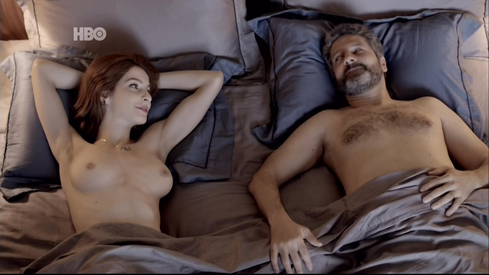 Juliana Schalch nude topless, Carla Zanini, Michelle Batista and Gabriella Vergani nude sex too - O Negócio (BR-2016) s3e7-8 HDTV 1080p (5)