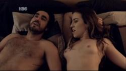 Juliana Schalch nude topless, Carla Zanini, Michelle Batista and Gabriella Vergani nude sex too - O Negócio (BR-2016) s3e7-8 HDTV 1080p (2)