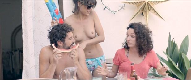 Natalia de Molina nude topless and sex Candela Peña, Claudia Pérez Esteban nude too - Kiki, el amor se hace (ES-2016) HD 1080p (17)