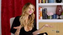 Sara Foster hot cleavage Erin Foster and Jessica Alba hot and sexy - Barely Famous (2016) S02E01 (12)