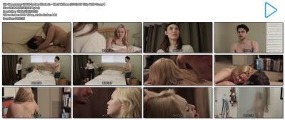 Jordan Elizabeth nude topless side boob and sex - Black Widows (2016) HD 720p WEB-DL (8)