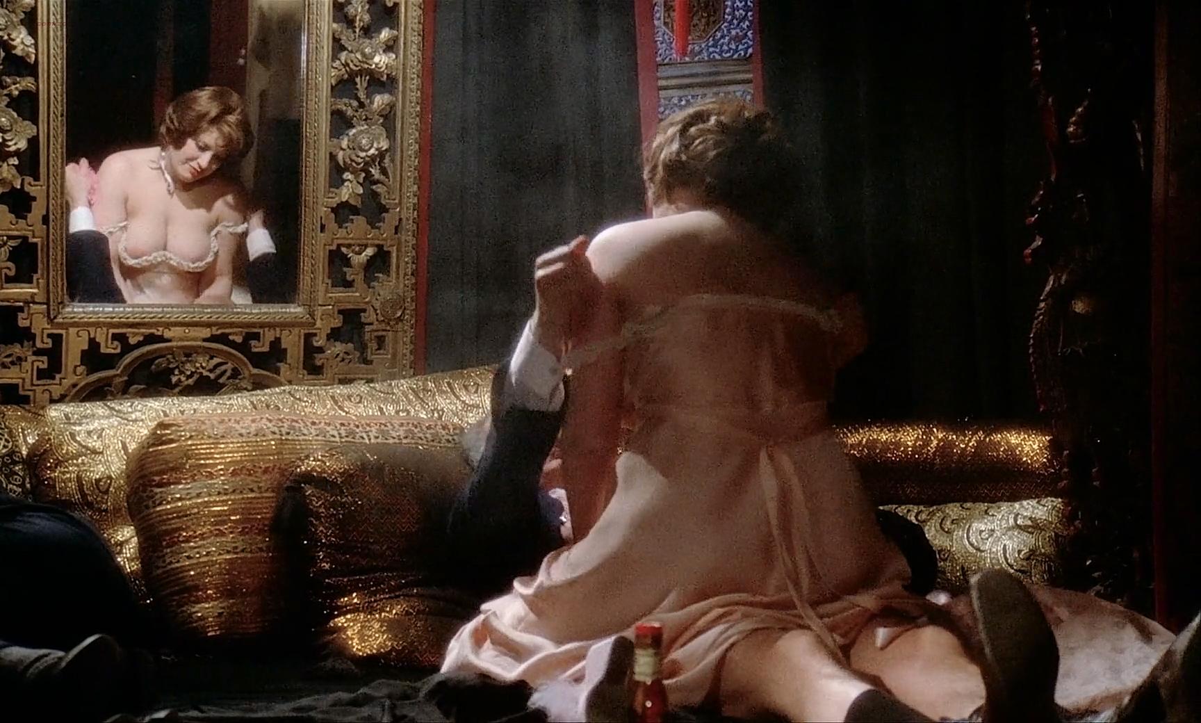 Solange Blondeau  nackt