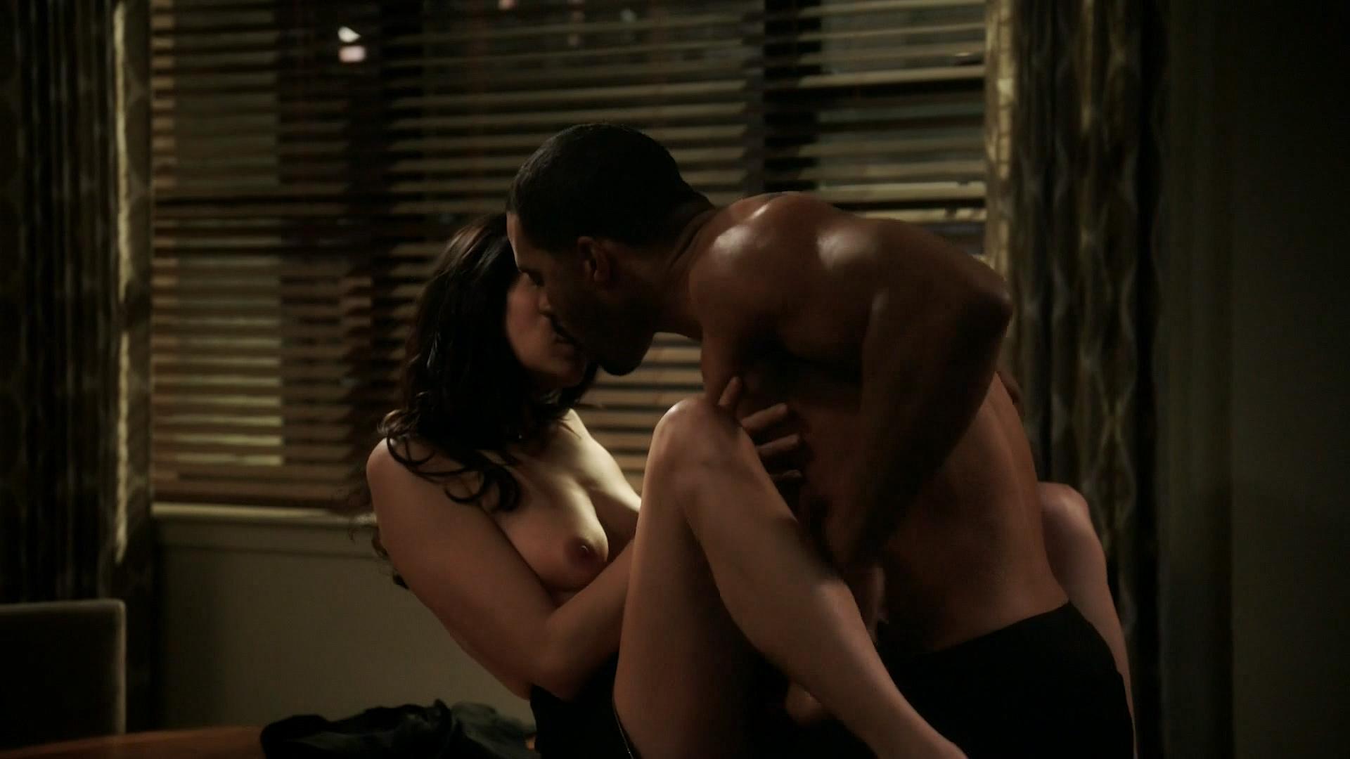 Lela loren nude sex scene on power