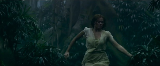 Margot Robbie hot and sexy - The Legend of Tarzan (2016) HD 1080p (2)