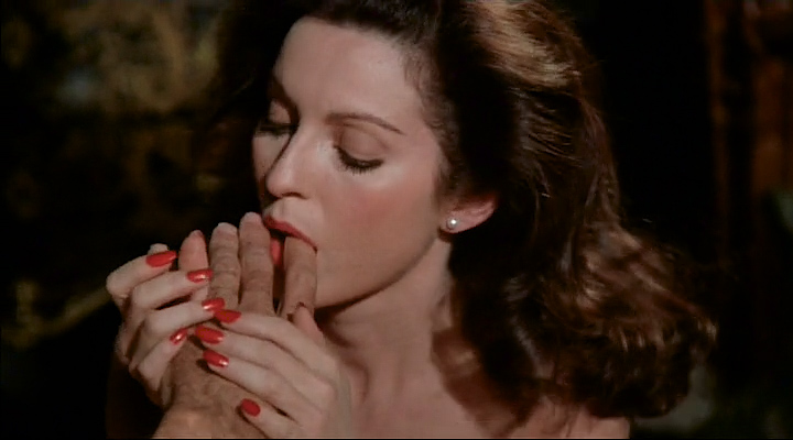 Marie-France Pisier nude sex and Susan Sarandon nude topless - The Other Side Of Midnight (1977) (15)