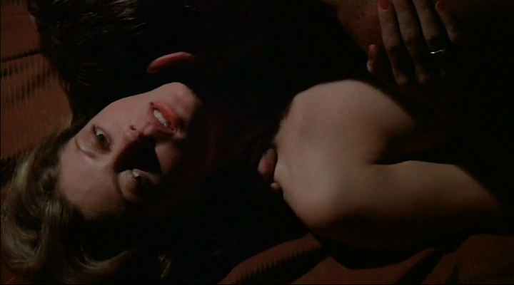 Marie-France Pisier nude sex and Susan Sarandon nude topless - The Other Side Of Midnight (1977) (2)