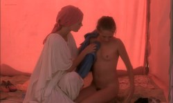 Patti D'Arbanville nude bush and butt Mona Kristensen nude others nude too - Bilitis (1977) HD 720p (5)