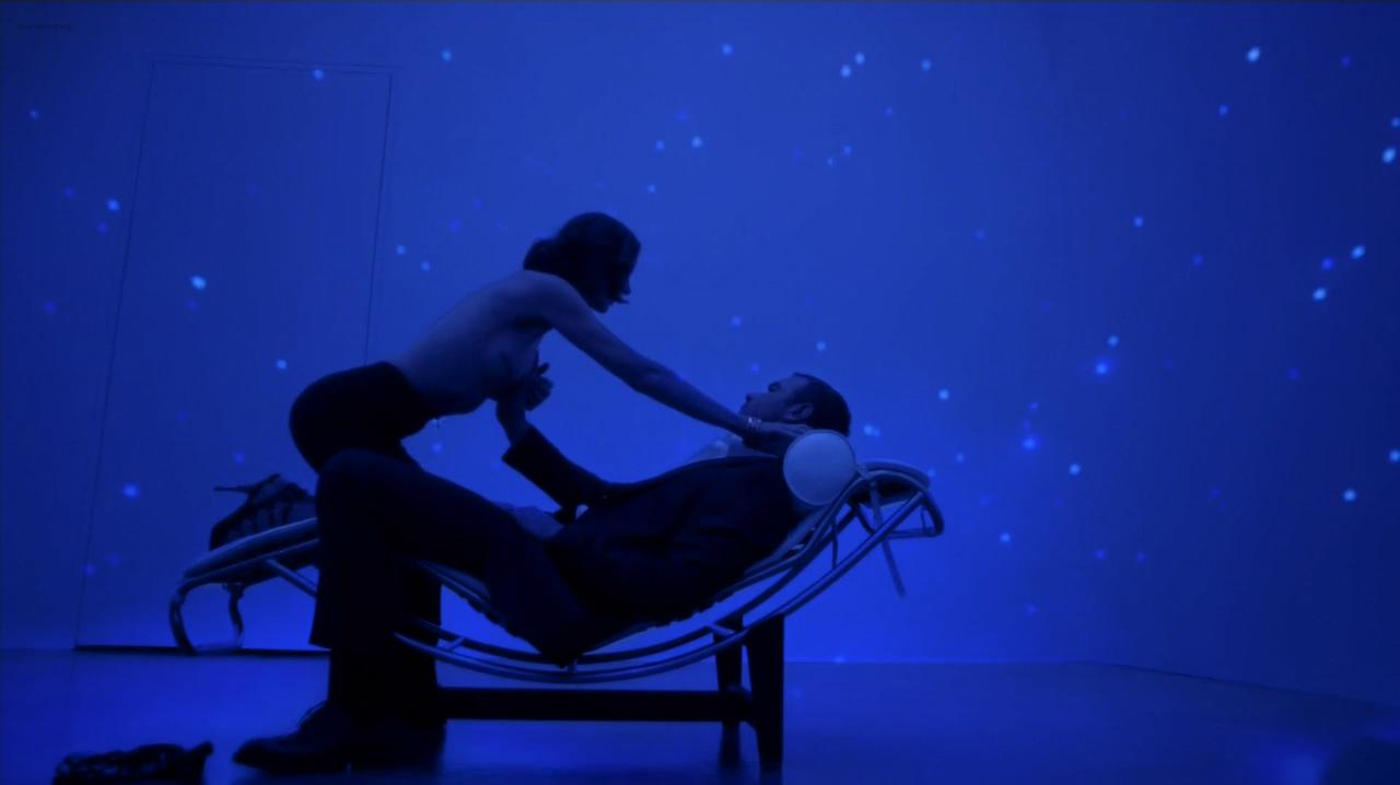 Paula Malcomson nude topless and Embeth Davidtz nude too - Ray Donovan (2016) s4e6 HD 720p (1)