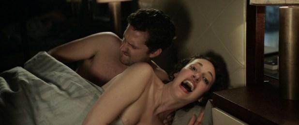 Phoebe Waller Bridge nude nip-slip and Sarah Daykin briefly nipple too - Fleabag (2016) s1e1-4 HD 1080p (6)