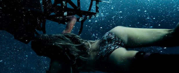 Blake Lively hot in bikini and nice cleavage -The Shallows (2016) HD 1080p (1)