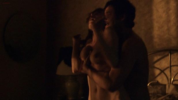 Carolina Acevedo nude topless and sex - Narcos (2016) s2e3 HD 1080p5