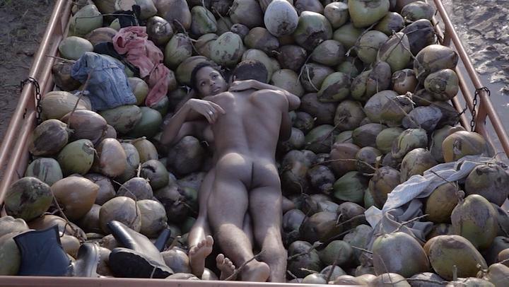 Dandara de Morais nude bush, butt and boobs - Ventos de Agosto (BR-2014) (5)
