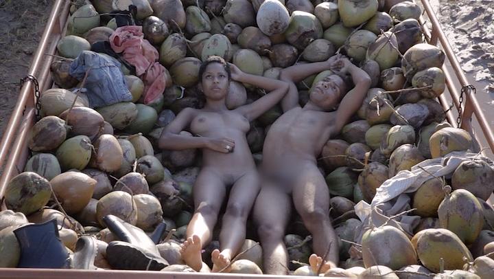Dandara de Morais nude bush, butt and boobs - Ventos de Agosto (BR-2014) (3)