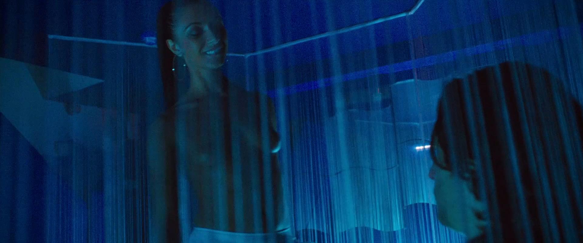 Eva Dagoo nude topless and Elisa Lasowski nude bush - Hyena (UK-2014) HD 1080p (9)