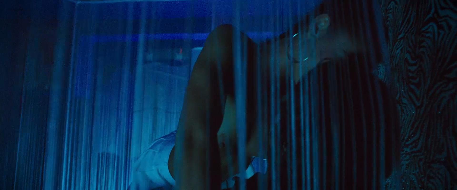 Eva Dagoo nude topless and Elisa Lasowski nude bush - Hyena (UK-2014) HD 1080p (8)