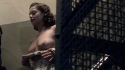 Jenna-Louise Coleman nude topless - Room At The Top (2012) s1e1 HD 720p (6)