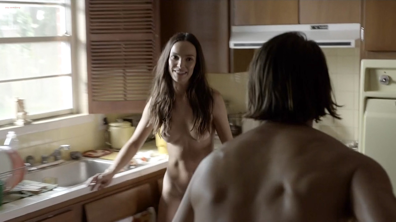 Jodi Balfour nude topless, butt and sex - Quarry (2016) s1e1 HD 720p (12)