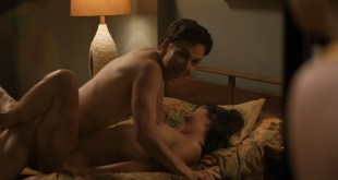 Lizzy Caplan nude topless Rachelle Dimaria and Amanda Quaid nude and hot - Masters of Sex (2016) s4e3 HD 720p (3)